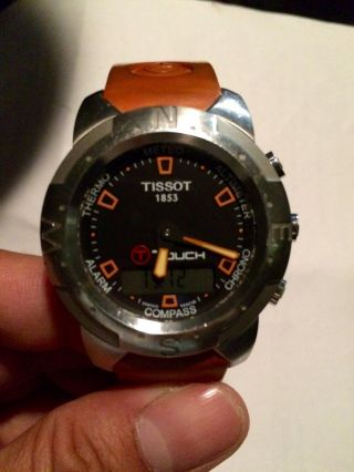 Tissot T - Touch Bild
