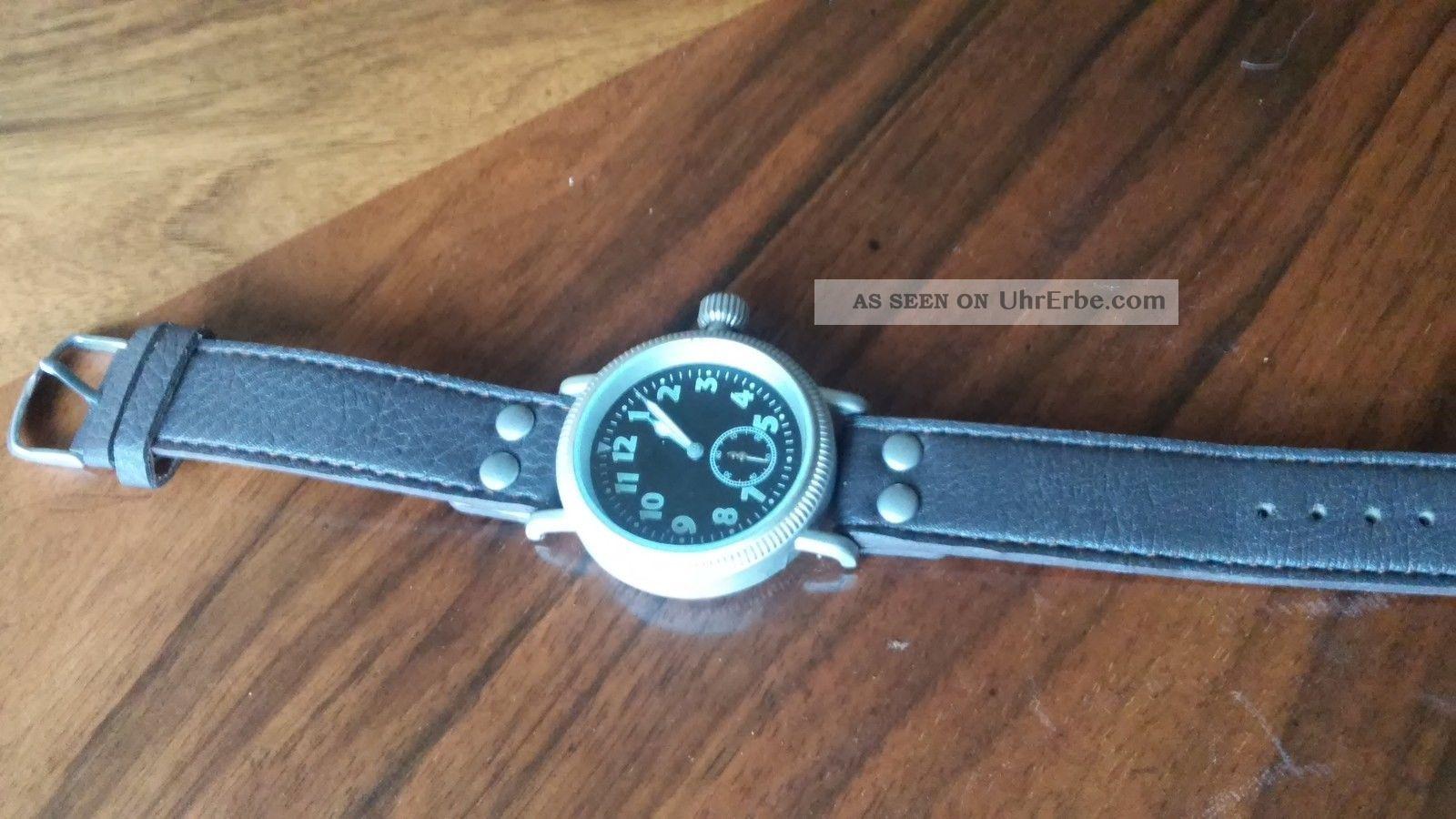 Fliegeruhr Replika Handaufzug Armbanduhren Bild