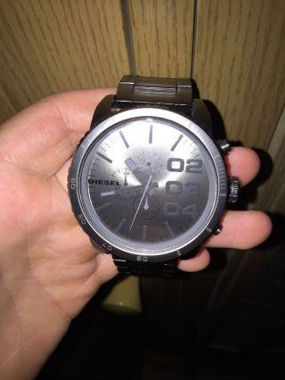 Diesel Uhr Dz4207 Chronograph Juwelier Ohne Etiket Bild