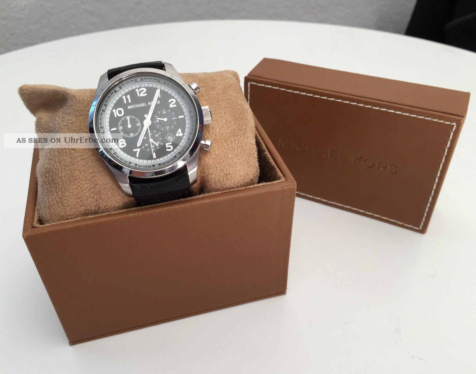 Michael Kors Mk8014 Herrenuhr Armbanduhren Bild