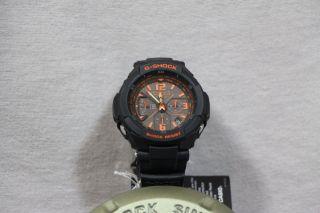 Casio Uhr Armbanduhr Herren Gw - 3000bd - 1aer G - Shock 200 Meter Wasserdicht Bild