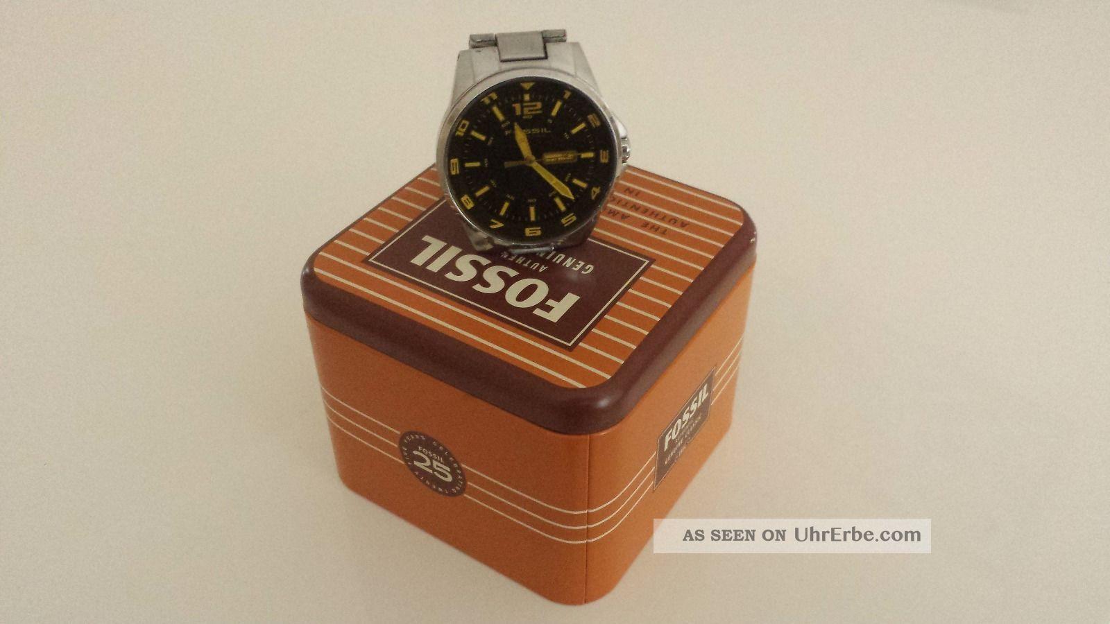 Fossil Herren - Uhr Armbanduhren Bild