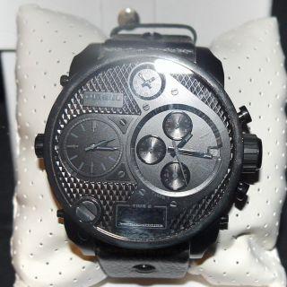 Armbanduhr Herren Diesel Dz7193 Chronograph,  Geschenkbox,  Booklet Statt 299,  - Bild